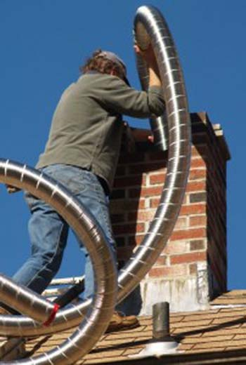 Improper Installation Of Chimneys Fireplaces And Heating